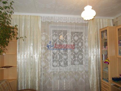 3-комнатная квартира (67м2) на продажу по адресу Тихвин г., 1а мкр., 10— фото 4 из 5