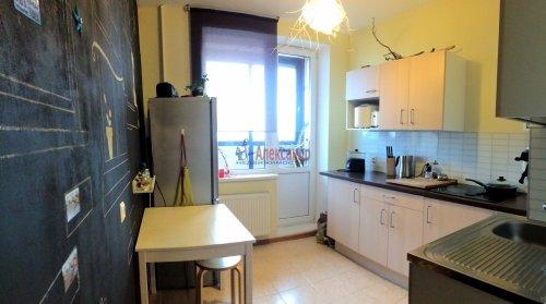 1-комнатная квартира (33м2) на продажу по адресу Новое Девяткино дер., Арсенальная ул., 4— фото 10 из 12