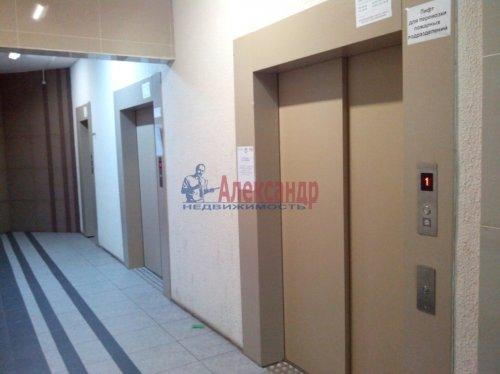 1-комнатная квартира (35м2) на продажу по адресу Мурино пос., Новая ул., 7— фото 3 из 7