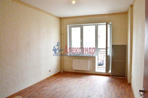 2-комнатная квартира (58м2) на продажу по адресу Юнтоловский пр., 47— фото 5 из 15