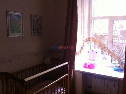 3-комнатная квартира (90м2) на продажу по адресу Всеволода Вишневского ул., 11— фото 6 из 9