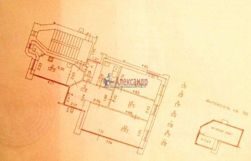 3-комнатная квартира (82м2) на продажу по адресу Правды ул., 22— фото 18 из 18