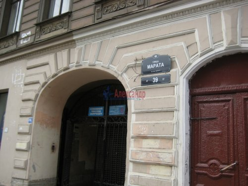 3-комнатная квартира (88м2) на продажу по адресу Марата ул., 39— фото 2 из 11