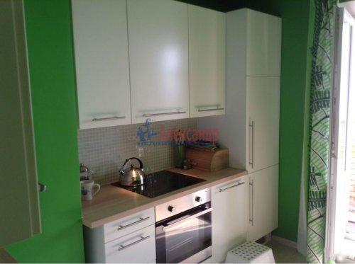 1-комнатная квартира (33м2) на продажу по адресу Мурино пос., Новая ул., 7— фото 1 из 4