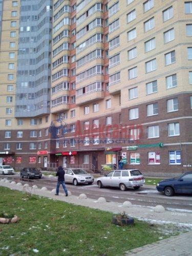 1-комнатная квартира (35м2) на продажу по адресу Мурино пос., Новая ул., 7— фото 5 из 7