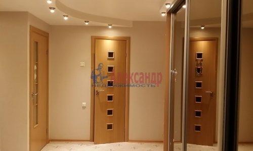 2-комнатная квартира (80м2) на продажу по адресу Руднева ул., 24— фото 1 из 6