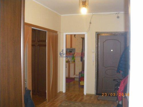 3-комнатная квартира (75м2) на продажу по адресу Сертолово г., Кленовая ул., 5— фото 1 из 14