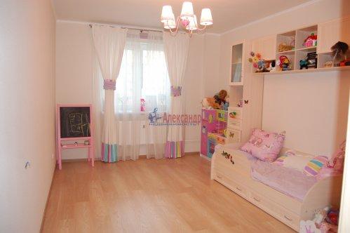 3-комнатная квартира (80м2) на продажу по адресу Кудрово дер., Венская ул., 5— фото 6 из 6
