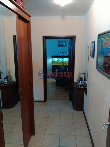 1-комнатная квартира (46м2) на продажу по адресу Науки пр., 17— фото 5 из 21