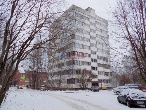 1-комнатная квартира (34м2) на продажу по адресу Выборг г., Спортивная ул., 5— фото 1 из 11
