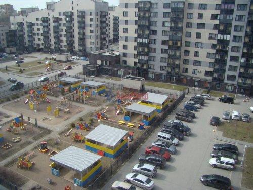 1-комнатная квартира (42м2) на продажу по адресу Петергофское шос., 45— фото 16 из 17