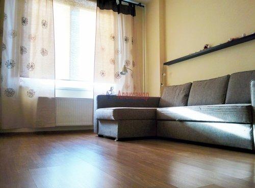 1-комнатная квартира (33м2) на продажу по адресу Новое Девяткино дер., Арсенальная ул., 4— фото 11 из 12