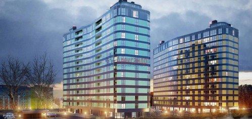 3-комнатная квартира (117м2) на продажу по адресу Жукова ул., 1— фото 2 из 3