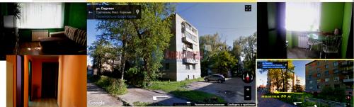 3-комнатная квартира (59м2) на продажу по адресу Сортавала г., Садовая ул., 17— фото 2 из 6