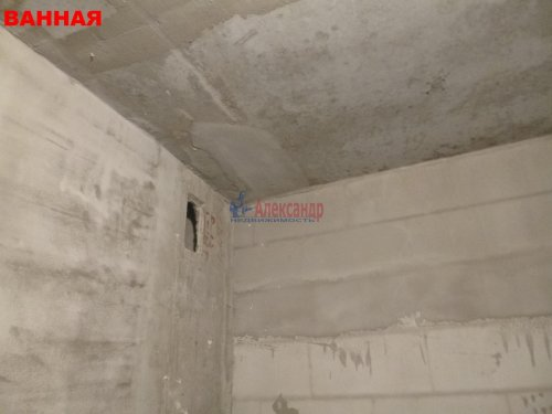 1-комнатная квартира (39м2) на продажу по адресу Бугры пос., Школьная ул., 11— фото 15 из 16
