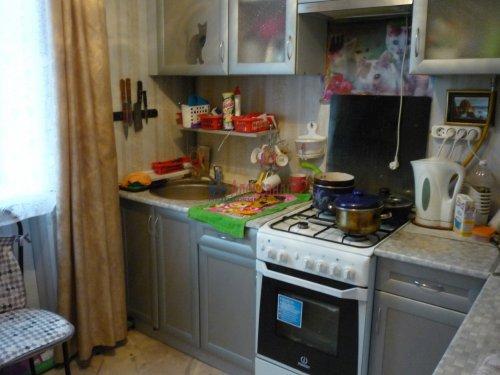 3-комнатная квартира (63м2) на продажу по адресу Кировск г., Комсомольская ул., 6— фото 7 из 13