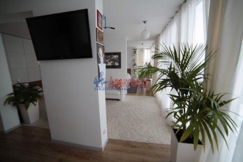 2-комнатная квартира (65м2) на продажу по адресу Непокоренных пр., 49— фото 2 из 11