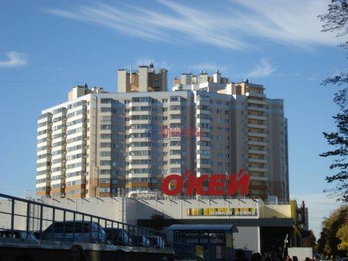 1-комнатная квартира (41м2) на продажу по адресу Науки пр., 17— фото 2 из 15