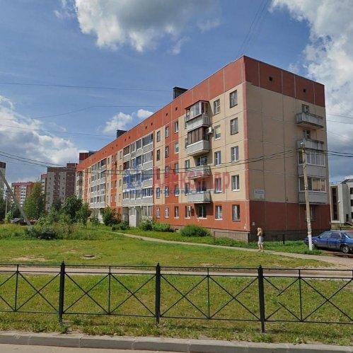 2-комнатная квартира (56м2) на продажу по адресу Всеволожск г., Героев ул., 9— фото 1 из 9