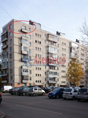 2-комнатная квартира (48м2) на продажу по адресу Всеволожск г., Плоткина ул., 19— фото 1 из 9
