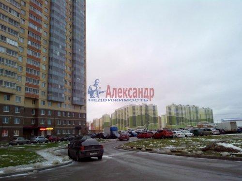 1-комнатная квартира (35м2) на продажу по адресу Мурино пос., Новая ул., 7— фото 6 из 7