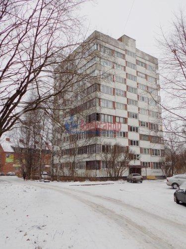 1-комнатная квартира (34м2) на продажу по адресу Выборг г., Спортивная ул., 5— фото 11 из 11