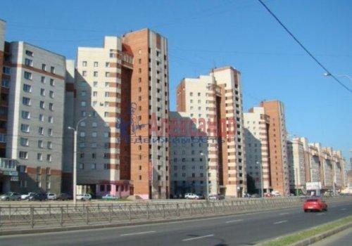 2-комнатная квартира (56м2) на продажу по адресу Просвещения просп., 53— фото 1 из 9