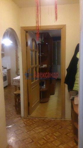 1-комнатная квартира (40м2) на продажу по адресу Просвещения просп., 78— фото 3 из 6