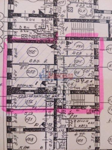 6-комнатная квартира (133м2) на продажу по адресу Смольный пр., 7— фото 14 из 14