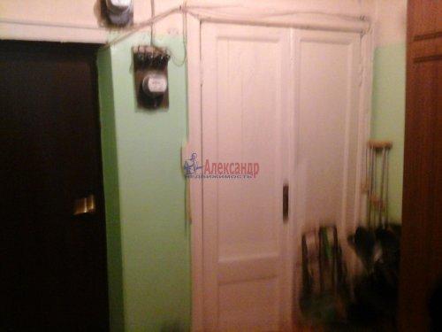 Комната в 3-комнатной квартире (75м2) на продажу по адресу Кузьмоловский пгт., Ленинградское шос., 14— фото 7 из 15