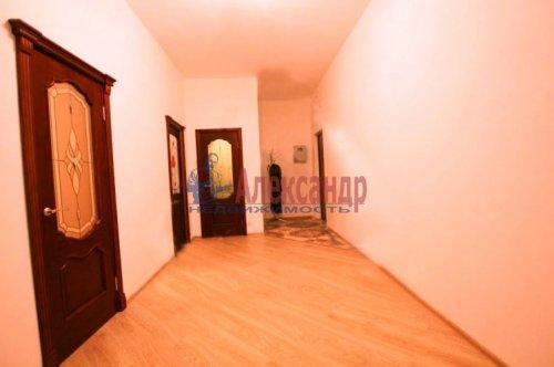 2-комнатная квартира (74м2) на продажу по адресу Глухая Зеленина ул., 6— фото 23 из 27