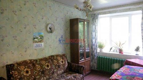 3-комнатная квартира (53м2) на продажу по адресу Верево ст., Железнодорожная ул., 16— фото 3 из 22