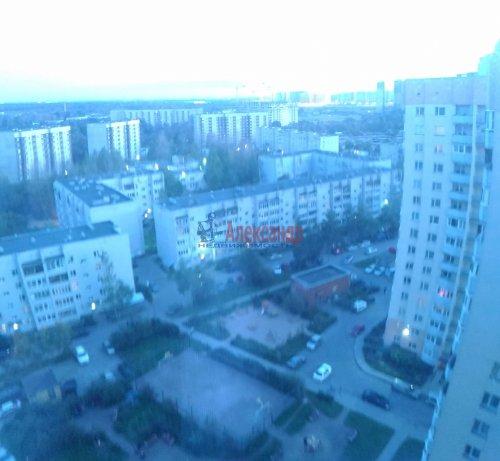 1-комнатная квартира (40м2) на продажу по адресу Мурино пос., Оборонная ул., 2— фото 14 из 21