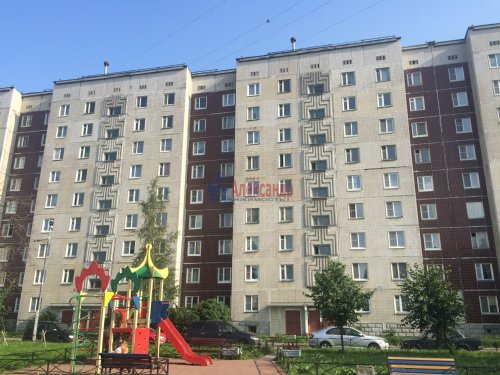 3-комнатная квартира (71м2) на продажу по адресу Народная ул., 68— фото 9 из 13