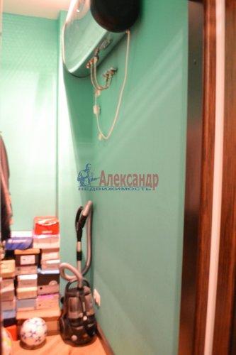 3-комнатная квартира (80м2) на продажу по адресу Комендантский пр., 53— фото 18 из 18