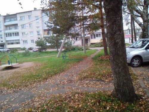 2-комнатная квартира (52м2) на продажу по адресу Старая Ладога село, Советская ул., 17— фото 2 из 7