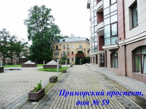 3-комнатная квартира (140м2) на продажу по адресу Приморский пр., 59— фото 34 из 35