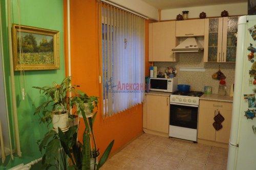 3-комнатная квартира (76м2) на продажу по адресу Романовка пос., Дорога жизни ш., 30— фото 1 из 4