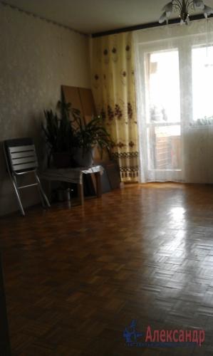 3-комнатная квартира (60м2) на продажу по адресу Новое Девяткино дер., 49— фото 10 из 16