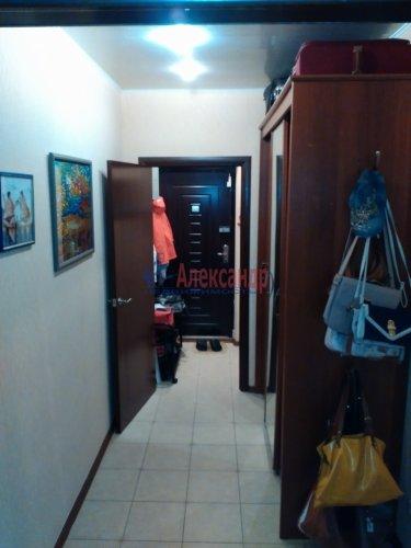 1-комнатная квартира (46м2) на продажу по адресу Науки пр., 17— фото 8 из 21