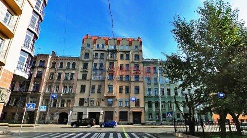 4-комнатная квартира (120м2) на продажу по адресу Невский пр., 131— фото 1 из 5