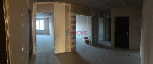 3-комнатная квартира (92м2) на продажу по адресу Пушкин г., Архитектора Данини ул., 5— фото 3 из 12