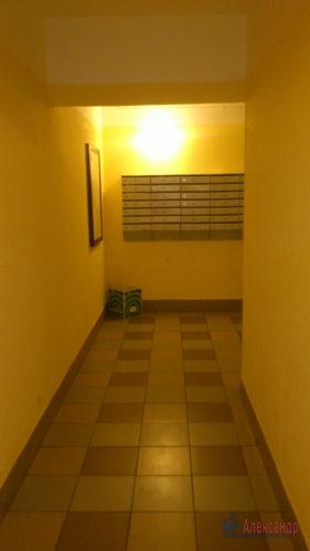 3-комнатная квартира (77м2) на продажу по адресу Осиновая Роща пос., Приозерское шос., 12— фото 15 из 17