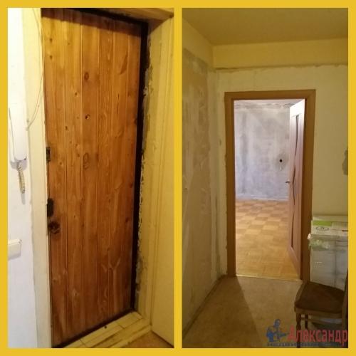 1-комнатная квартира (46м2) на продажу по адресу Искровский пр., 2— фото 7 из 25