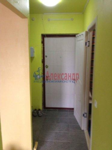 1-комнатная квартира (33м2) на продажу по адресу Мурино пос., Новая ул., 7— фото 2 из 4