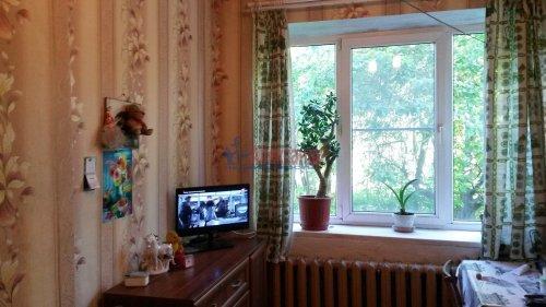 3-комнатная квартира (53м2) на продажу по адресу Верево ст., Железнодорожная ул., 16— фото 6 из 22