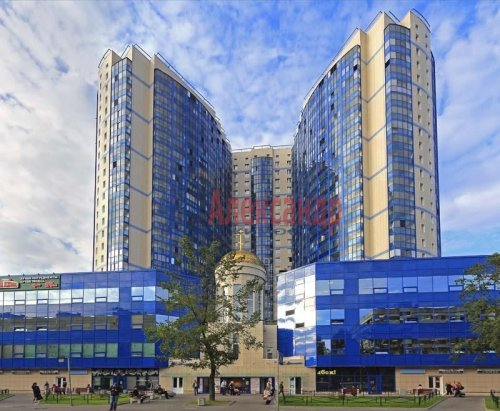 1-комнатная квартира (38м2) на продажу по адресу Королева пр., 7— фото 2 из 5