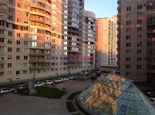 2-комнатная квартира (67м2) на продажу по адресу Выборгское шос., 15— фото 1 из 14