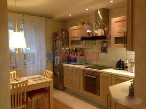 2-комнатная квартира (72м2) на продажу по адресу Науки пр., 63— фото 11 из 18