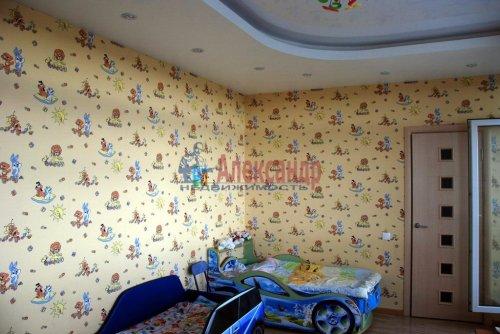 3-комнатная квартира (93м2) на продажу по адресу Народного Ополчения пр., 10— фото 8 из 24